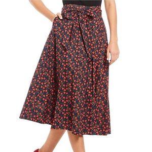 Antonio Melani Charlotte Liberty Printed Skirt